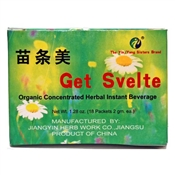 Get Svelte Tea to Strengthen Metabolism & Improve Vitality