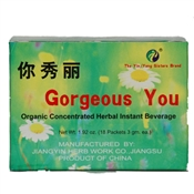 Gorgeous You Tea -  Beverage for Deep Cleansing & Immune Enhancement