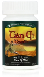 Tian Qi Wan | Notoginseng supports a healthy circulatory system
