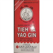 Tieh Ta Yao Gin Liniment for bruising | Modern Herb Shop