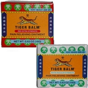 Tiger Balm Analgesic for Muscle Pain, Aches, Sore Joints & Arthritis