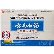 Arthritis Pain Relief Plaster for minor aches and pains