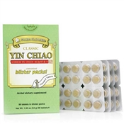 Yin Chiao | Chieh Tu Pien Stop Colds Formula for Runny Nose & Sneezing