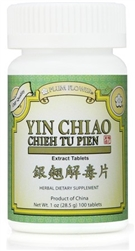 Yin Chiao | Chieh Tu Pien Stop Colds Formula for Runny Nose & Sneezing | Extra-Concentrated