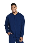 "Barco Grey's Anatomyâ""¢ - Men's 5 Pocket Raglan Warm-Up Jacket. 0406"