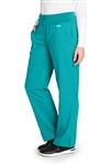 GREY'S ANATOMY™ ACTIVE - Women's 4 Pocket Straight Leg Scrub Pant. 4276