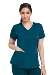 GREY'S ANATOMY PROFESSIONAL WEAR™ - Women's 2 Pocket V-neck Scrub Top. 71166