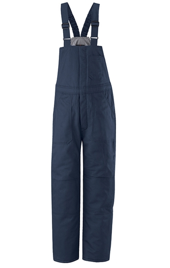 Bulwark - Flame-Resistant Deluxe Insulated Bib Overall. BLC8