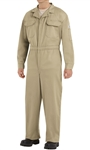 Bulwark - Flame-Resistant Deluxe Contractor Coverall. CED2