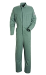 Bulwark - Flame-Resistant Classic Gripper-Front Coverall. CEW2