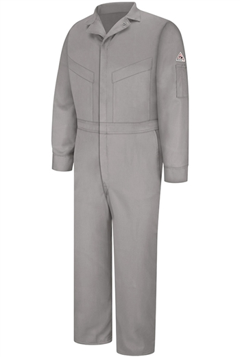 Bulwark - 6 oz. Flame-Resistant. Deluxe Coverall. CLD4