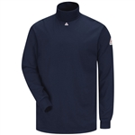 Bulwark - Men's Flame-Resistant Tagless Mock Turtleneck. SEK2