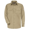 Bulwark - 5.8oz Flame-Resistant Cooltouch® 2 Uniform Shirt. SMU4