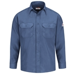Bulwark - Flame-Resistant Button Front Deluxe Shirt. SND2