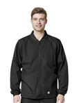 Carhartt Scrubs - Men's Ripstop Zip Front Warm-Up Jacket. C84108