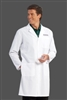 "Fashion Seal - Men's 41"" Knee Length Lab Coat. 433"
