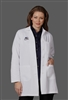 "Fashion Seal - Ladies' 34.5"" Skimmer Length Lab Coats. 436"