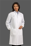 "Fashion Seal - Unisex 41"" Snap Front Lab Coats. 439"