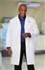 "Fashion Seal - Men's 41"" Knee Length Lab Coat. 481"