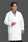 "Fashion Seal 499 Size 50 - Men's 39"" Staff Length Lab Coat"