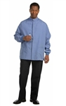 Fashion Seal - Unisex Ceil PFAS-Free Texture Shield Short Lab Coat. 6424_464