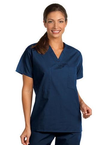 8e2231eb1e1 Fashion Seal - Unisex Navy FP Rev Scrub Shirt Set. 6694