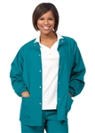 Fashion Seal - Unisex Teal FP Warm-up Jacket. 7683