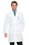 "Landau - Men's 39.5"" White Lab Coat. 3132"