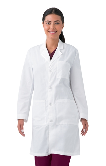 "Landau - Unisex 39"" Lab Coat. 3187"