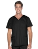 Landau - Men's ProFlex 4 Pocket V-neck Scrub Top. 4253