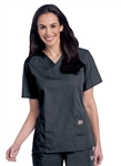 Landau - Women's V-Neck Scrub Tunic. 70221