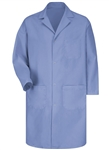 Red Kap - Men's Light Blue Lab Coat. 5080LB