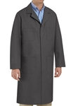 Red Kap - Men's Post Blue Shop Coat. KT30CH