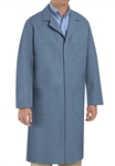 Red Kap - Men's Post Blue Shop Coat. KT30PB
