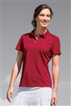 Nike - Ladies Dri-FIT Pebble Texture Polo. 354064