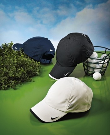 9e745155006 Nike Golf - Dri-FIT Swoosh Perforated Cap. 429467. Larger Photo ...