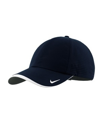 99d3e4787e0 Nike Golf - Dri-FIT Swoosh Perforated Cap. 429467