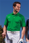 Nike Golf - Dri-FIT Sport Swoosh Pique Polo. 443119