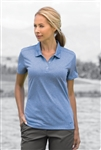 Nike - Ladies Dri-FIT Heather Polo. 474455