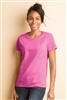 Gildan - Ladies Heavy Cotton 100% Cotton T-Shirt. 5000L
