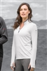 Nike - Ladies Dri-FIT Stretch 1/2-Zip Cover-Up. 779796