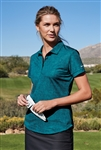 Nike - Ladies Dri-FIT Crosshatch Polo. 838961