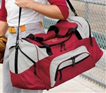 Port Authority - Colorblock Sport Duffel. BG99