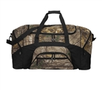 Port Authority - Camouflage Colorblock Sport Duffel. BG99C
