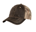 Port Authority - Pigment-Dyed Camouflage Cap. C819