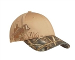 Port Authority - Embroidered Camouflage Cap. C820