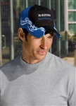 Port Authority - Colorblock Racing Cap with Flames. C859