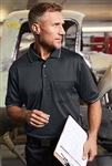 CornerStone Select Snag-Proof Tipped Pocket Polo. CS415