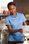 CornerStone - Ladies' Micropique Gripper Polo. CS422