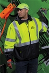 CornerStone - ANSI Class 3 Safety Windbreaker. CSJ25